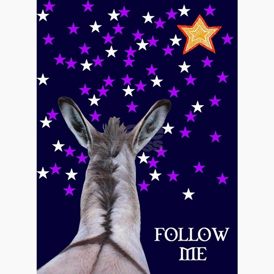 FOLLOW ME card