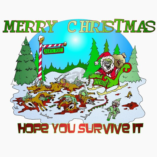 Zombie Christmas Killings