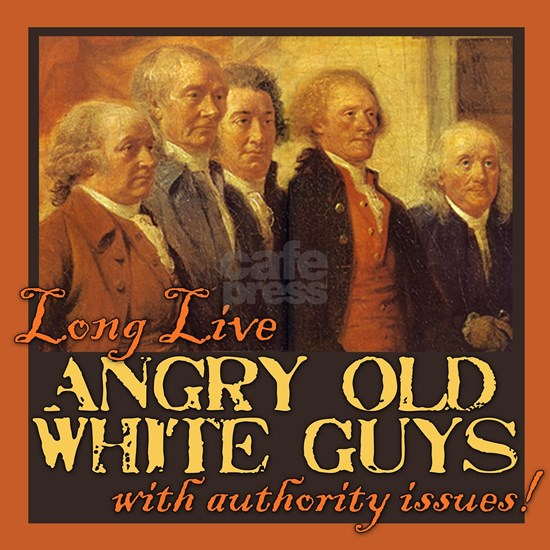 Old Angry White Guys
