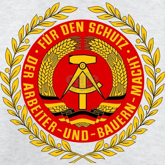 GDR DDR NVA Emblem - Communist East Germany