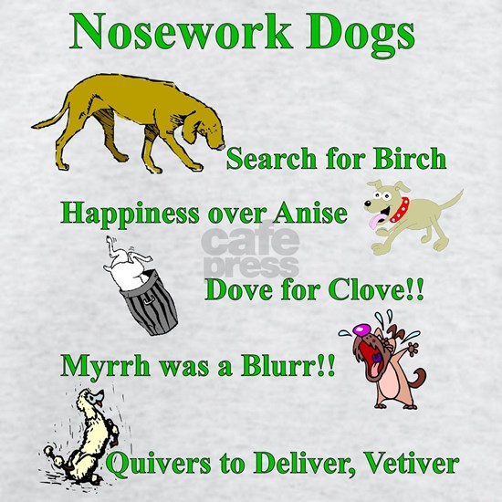 Nosework Dogs