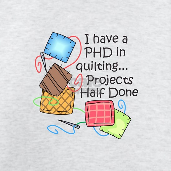 PHD IN QUILTING