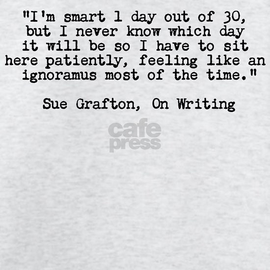 On Writing - Sue Grafton