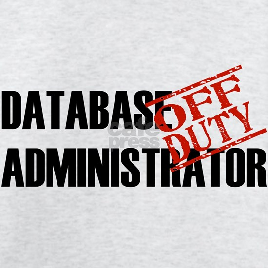 OFF DUTY DATABASE ADMIN LIGHT