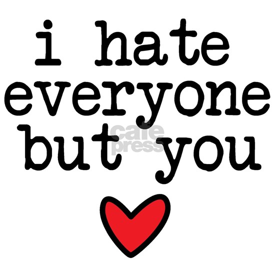Hate Everyone