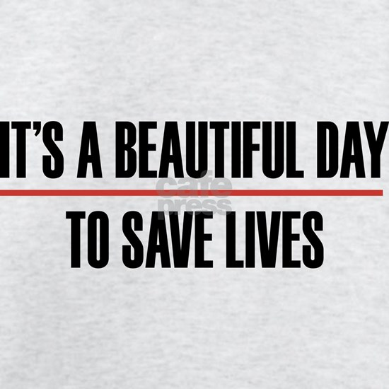 Grey's Anatomy It's A Beautiful Day To Save Lives