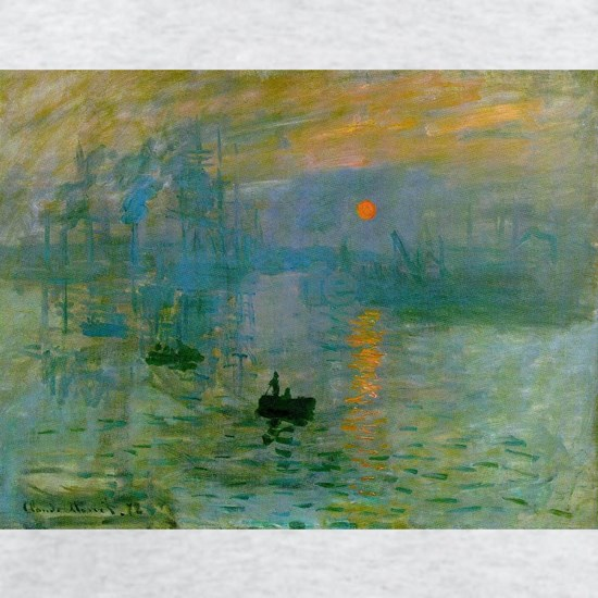 Impression, Sunrise