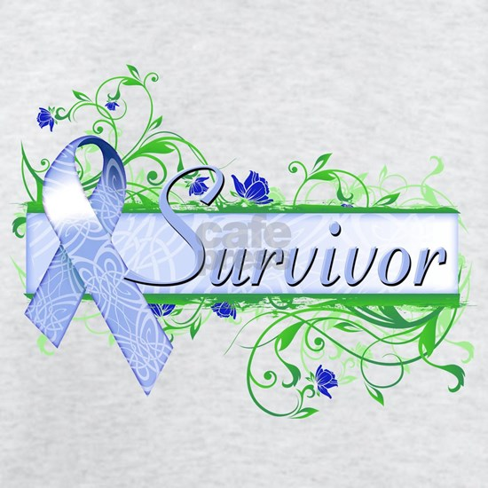Survivor Floral Blue