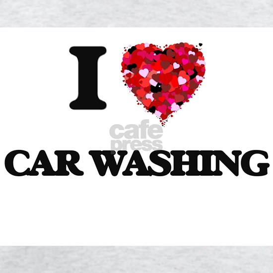 I Love Car Washing