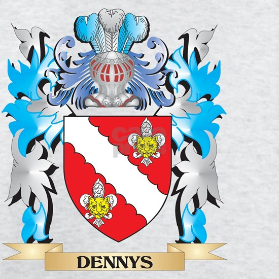 Dennys Coat of Arms - Family Crest