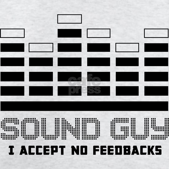 SimpleSound Sound Guy Black