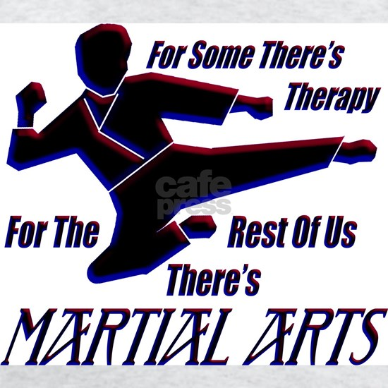 Martial Arts Therapy