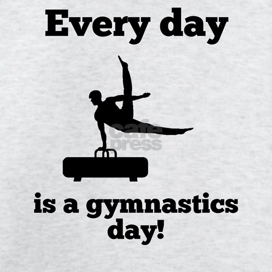Every Day Is A Gymnastics Day