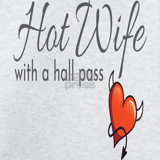Hotwife Gift for a Swinger Hot Wife With A Hall Pa