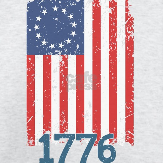 betsy ross battle 1776 Flag - Patriotic American