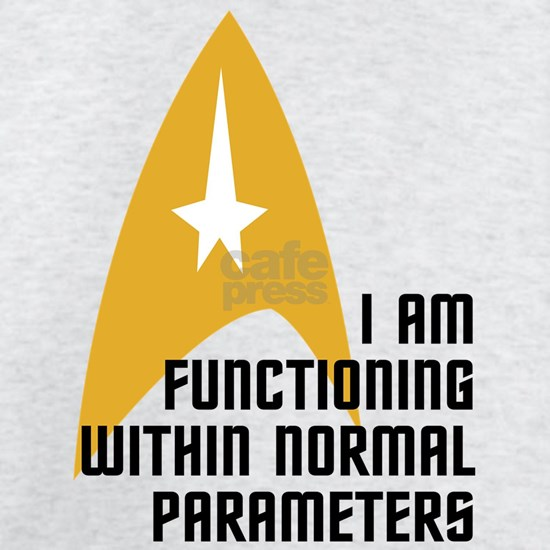 Star Trek - Normal Parameters