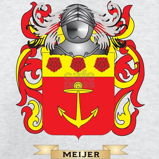 Meijer Coat of Arms - Family Crest