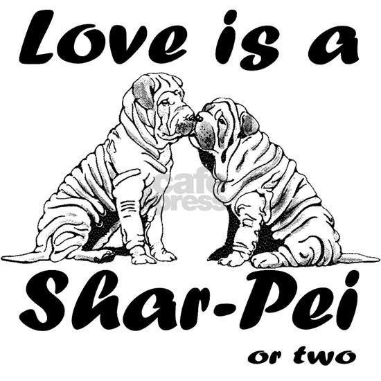 love is shar pei 2