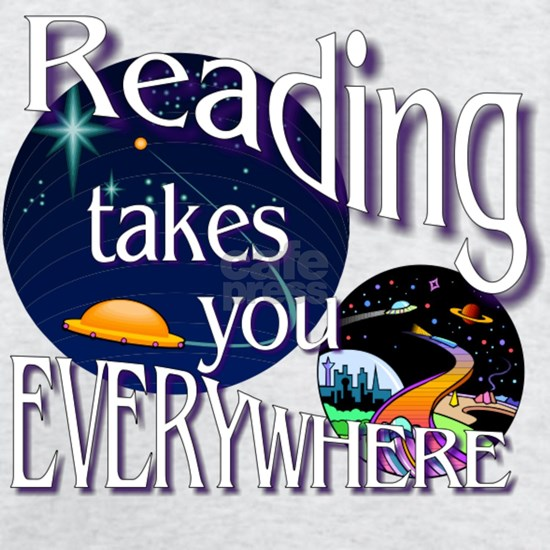 Reading Takes You Everywhere BL