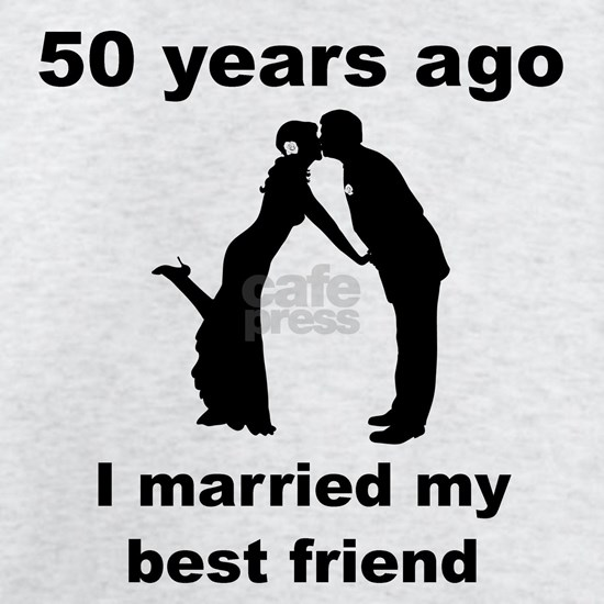 50 Years Ago I Married My Best Friend