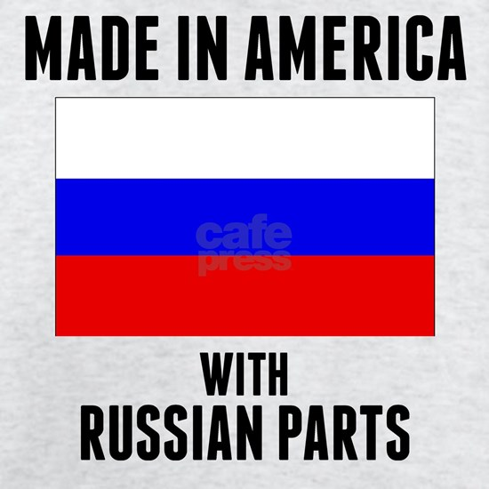 Made In America With Russian Parts