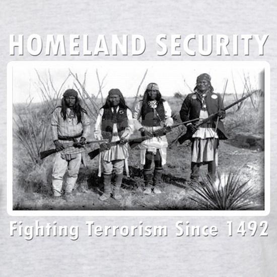Homeland Security dark