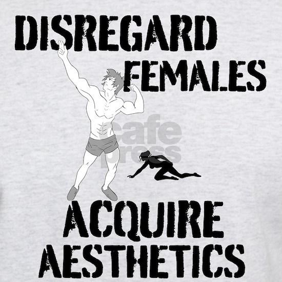 Disregard Females Acquire Aesthetics
