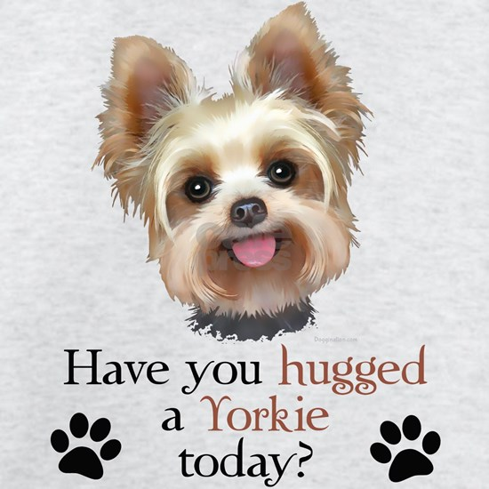Yorkie Hug