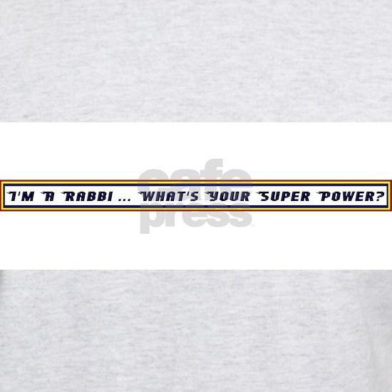 Rabbi Super Power