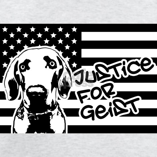 Justice For Geist American Flag