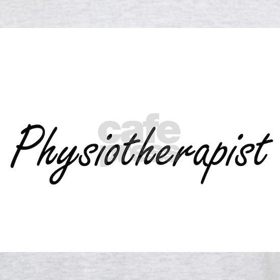 Physiotherapist Artistic Job Design