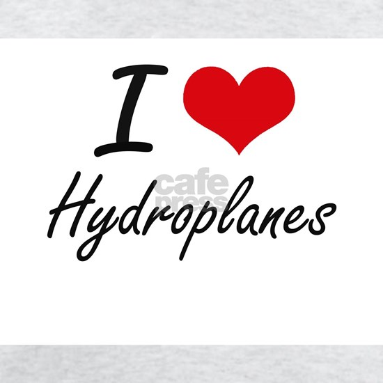 I love Hydroplanes