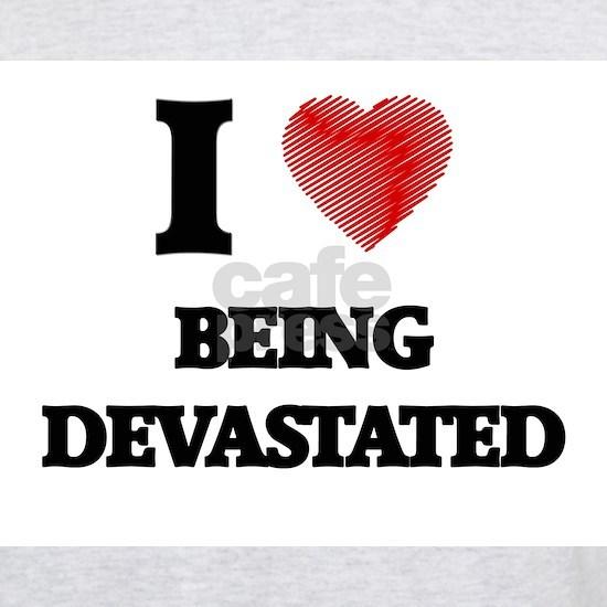 Being Devastated