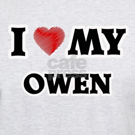 I love my Owen