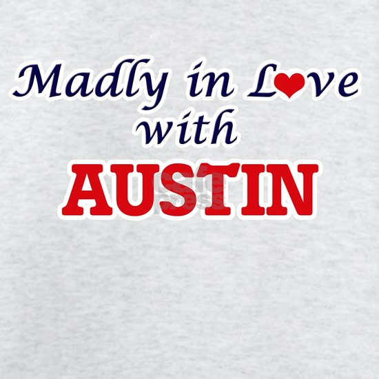 Madly in love with Austin