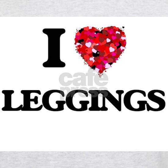 I Love Leggings