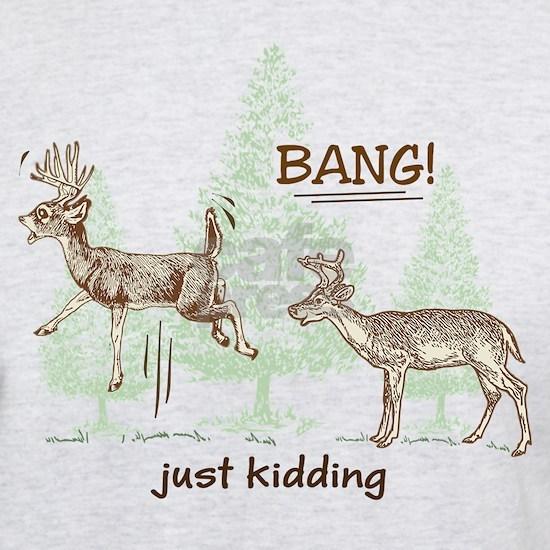 Bang! Just Kidding! Hunting Humor