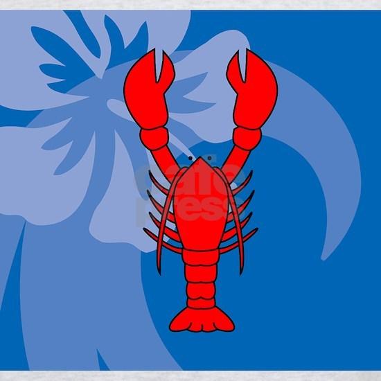 Lobster Wine Label