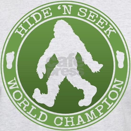 Bigfoot Hide n Seek World Champion