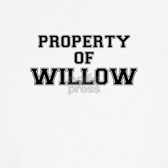 Property of WILLOW