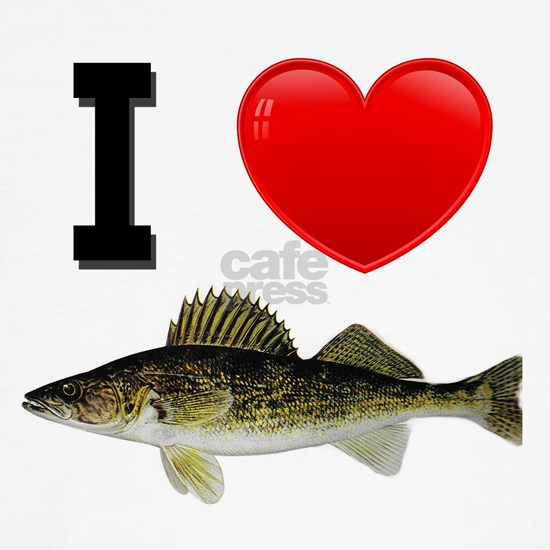 I Love Walleye copy