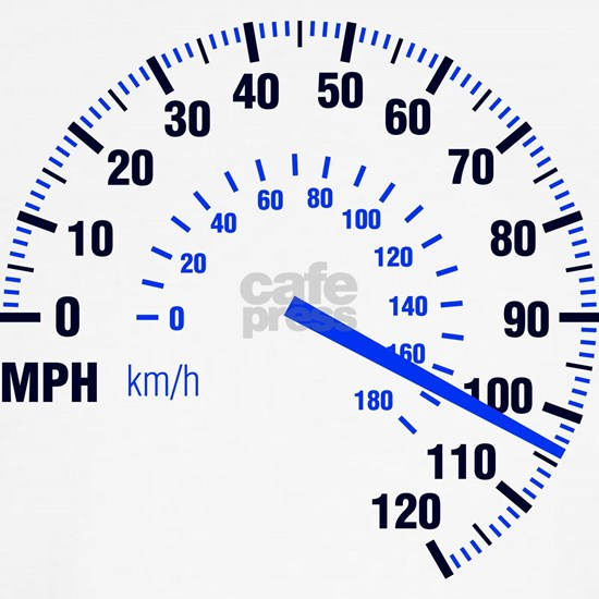 Racing - Speeding - MPH