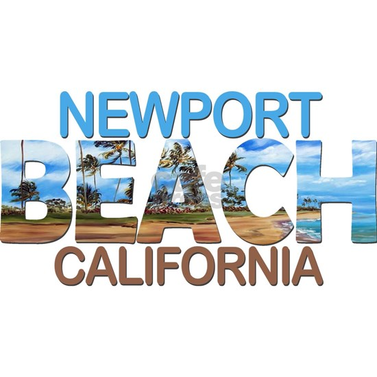 Summer newport- california