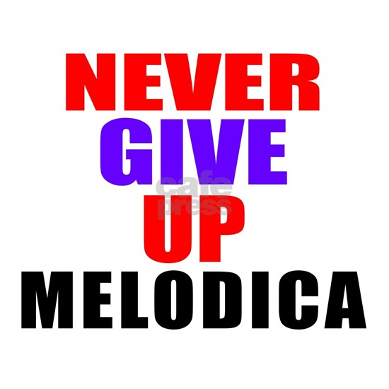 Never Give Up Melodica