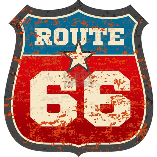 66th Birthday Route 66