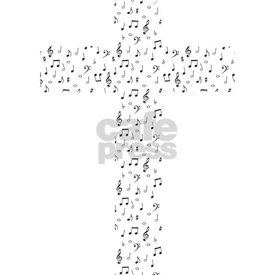 Music cross