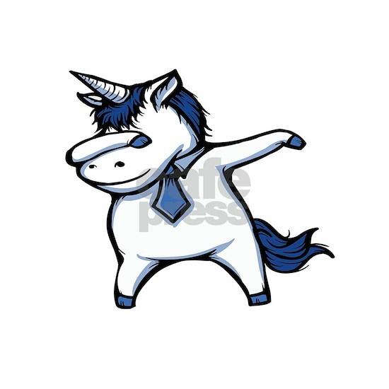 Dancing Unicorn Dad