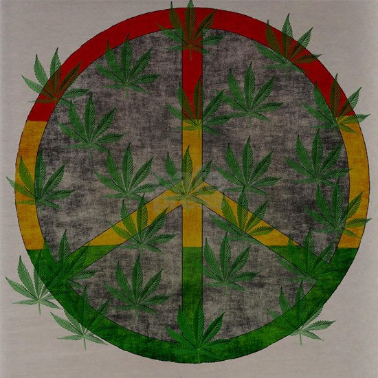 Peaceful Rasta Weed