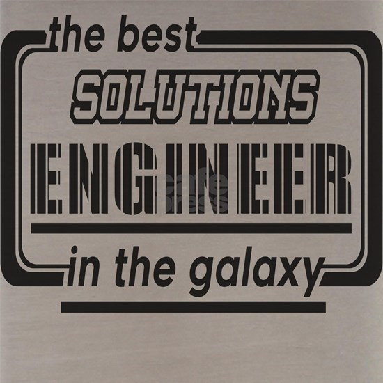 the best solutions engineer in the galaxy