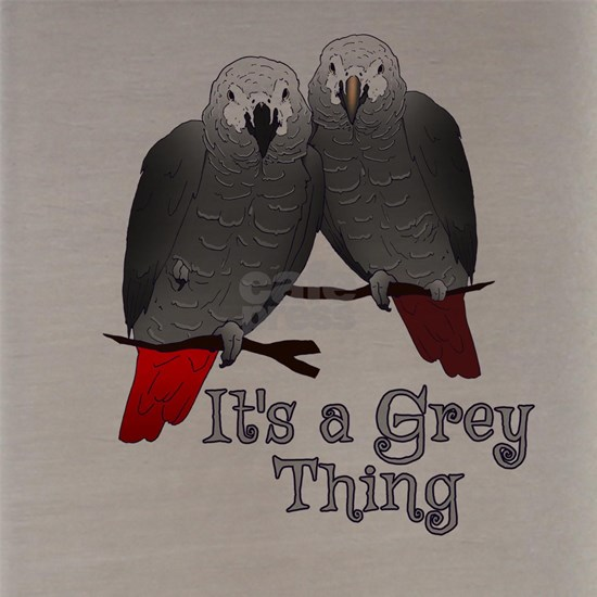 Congo and Timneh African Grey Parrot